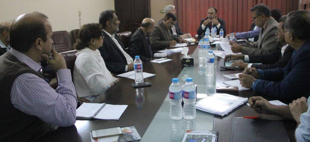 Standing Committee - Reading and Teachers Training Programs in Sindh
