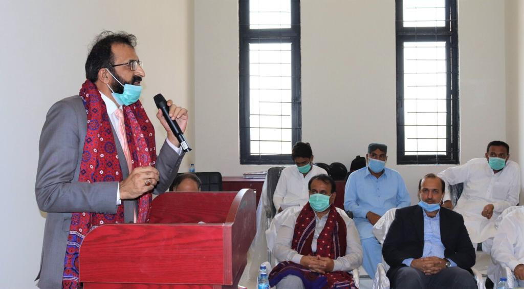 1st phase of handing over of 7 schools out of 25
